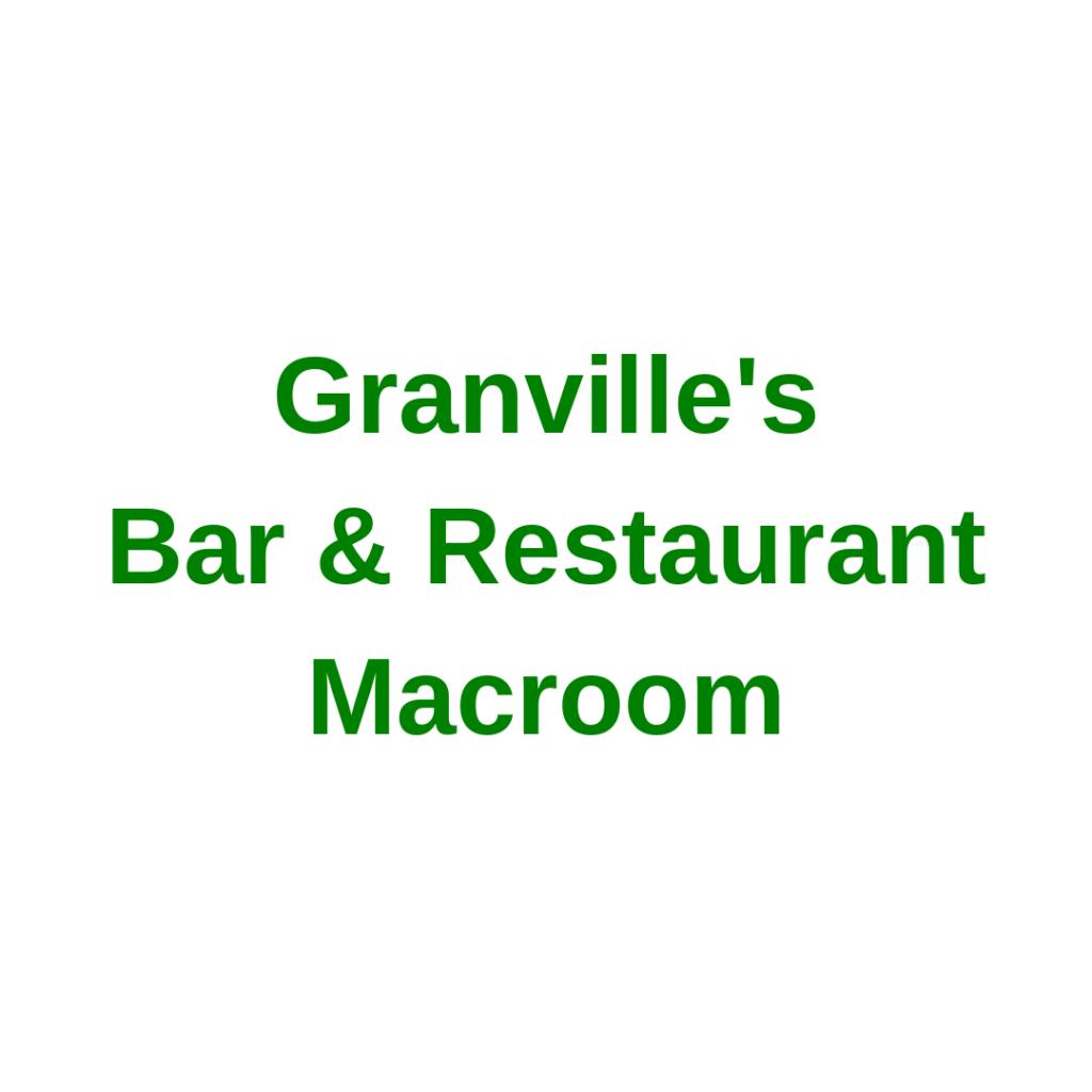 Granville's
